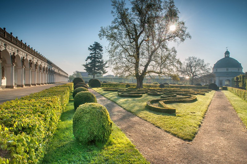 Kroměříž Gardens