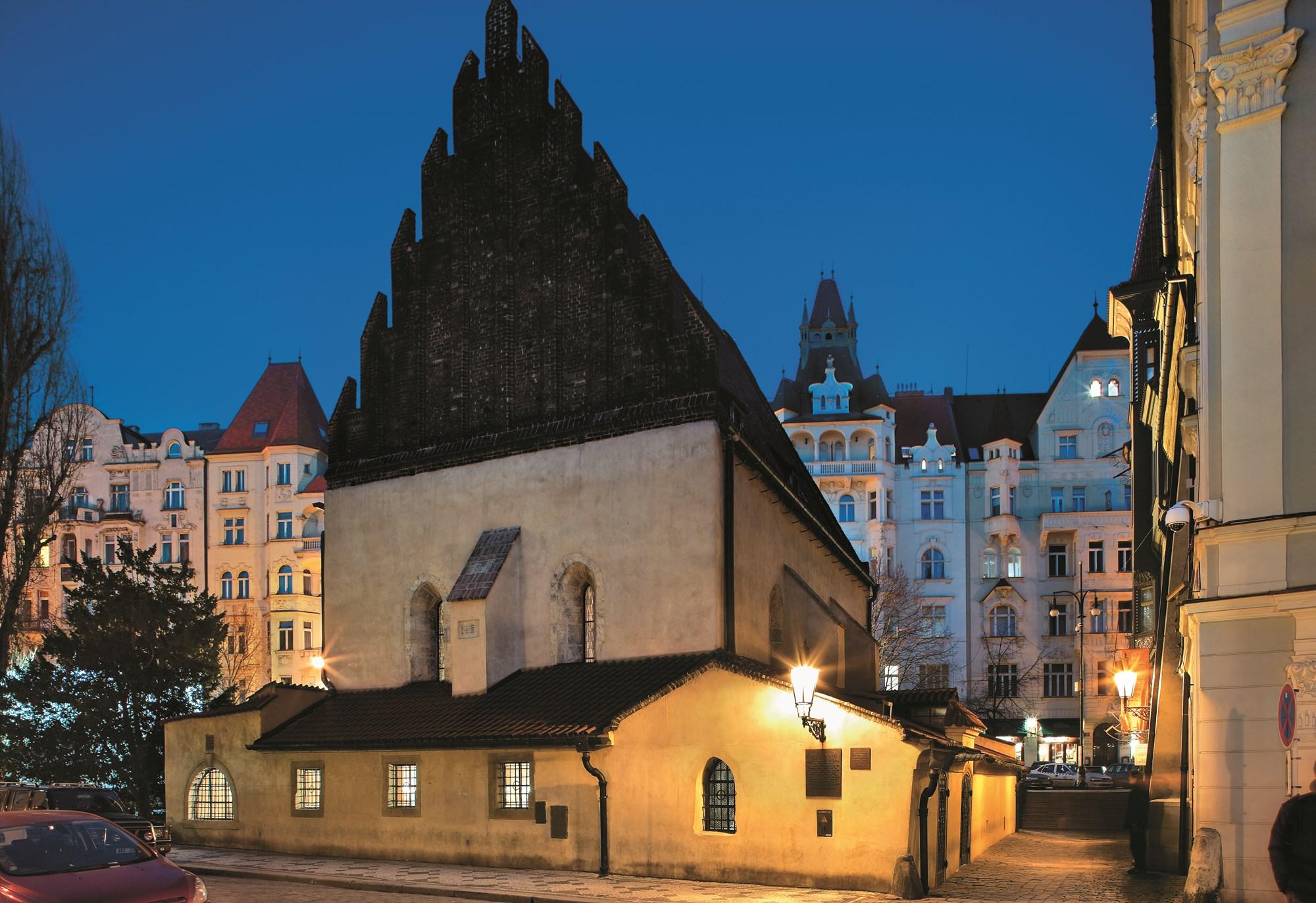 La Sinagoga Vecchia-Nuova di Praga