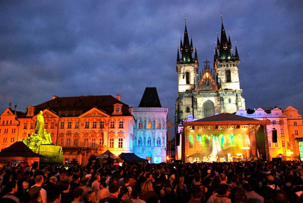 Summertime in the Czech Republic reverberates with one of the biggest jazz festivals in Europe!