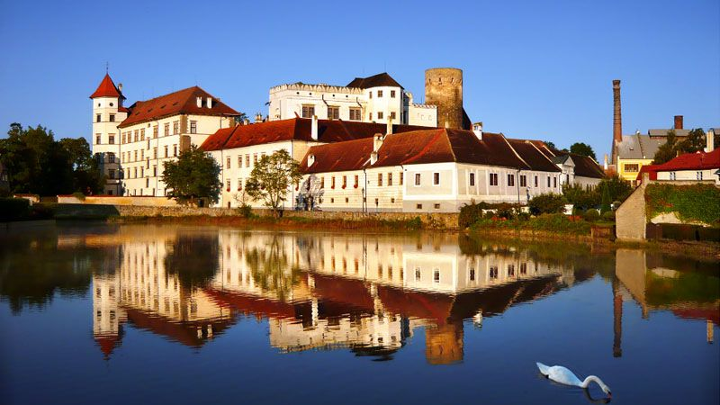 Chateau Jindřichův Hradec