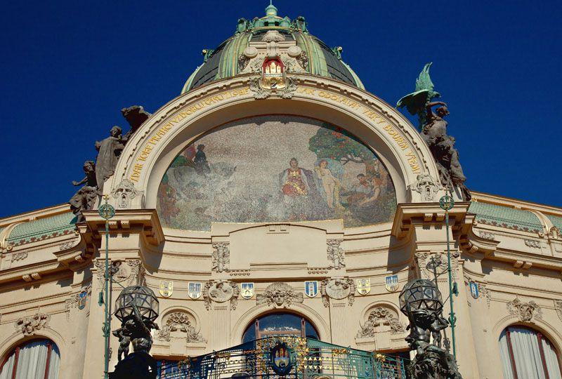 Czech Republic , Art Nouveau