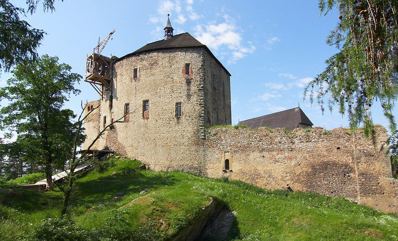 Točník Castle