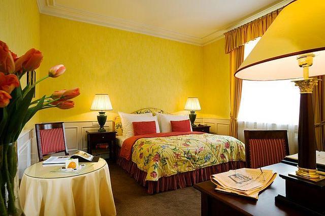 Hotel Le Palais, Prague