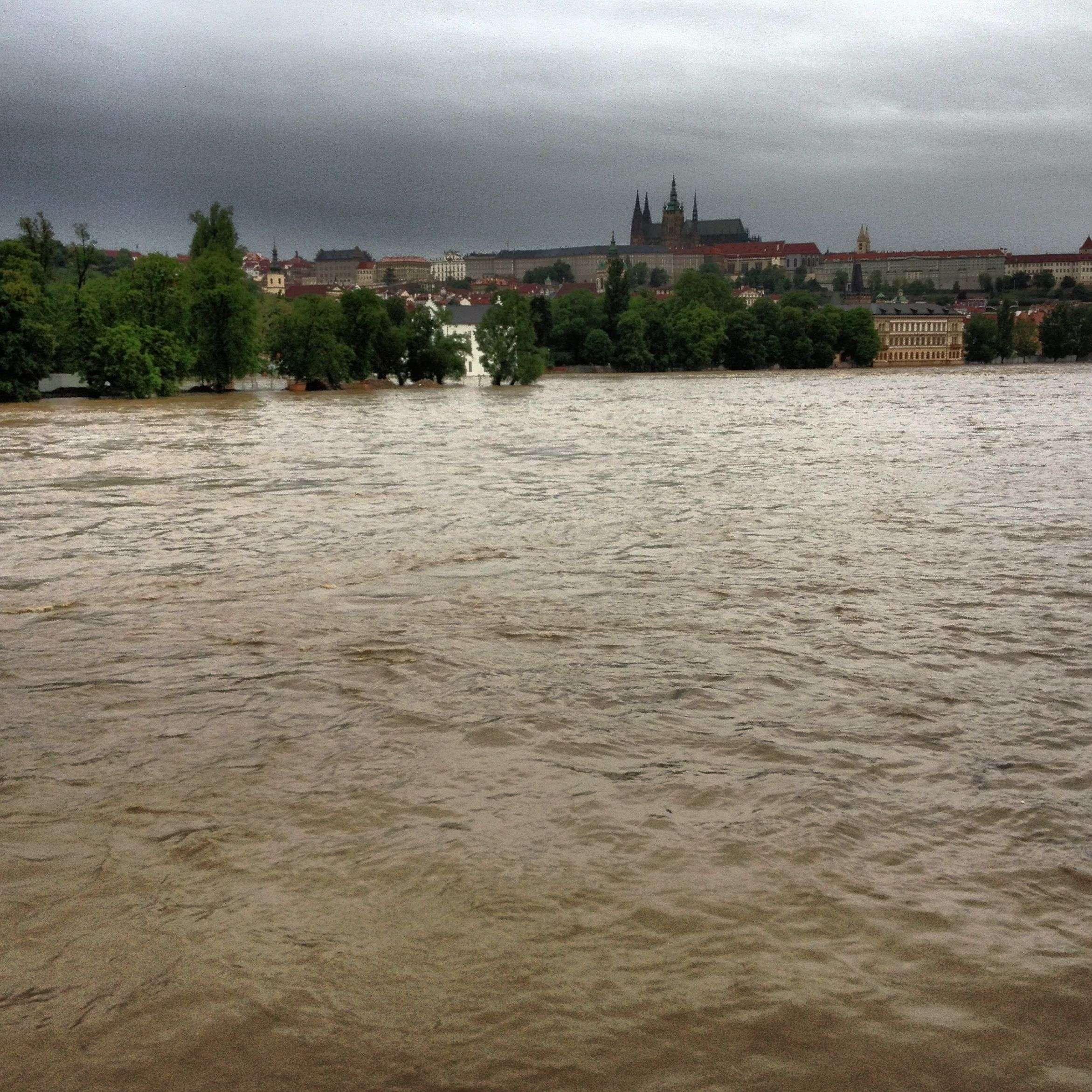 Prague (June 2, 2013)