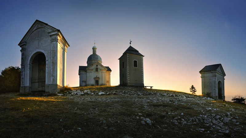 Rambling in Pálava - Svatý kopeček