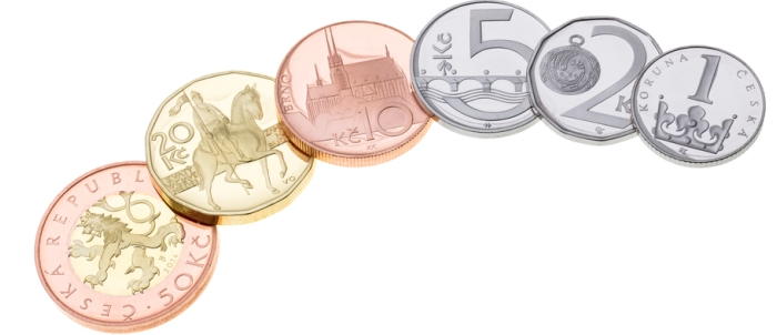 The Official Currency Of Czech Republic Is Crown Kč In English Czk