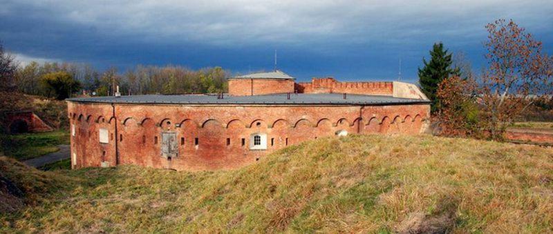 Les fortifications d'Olomouc