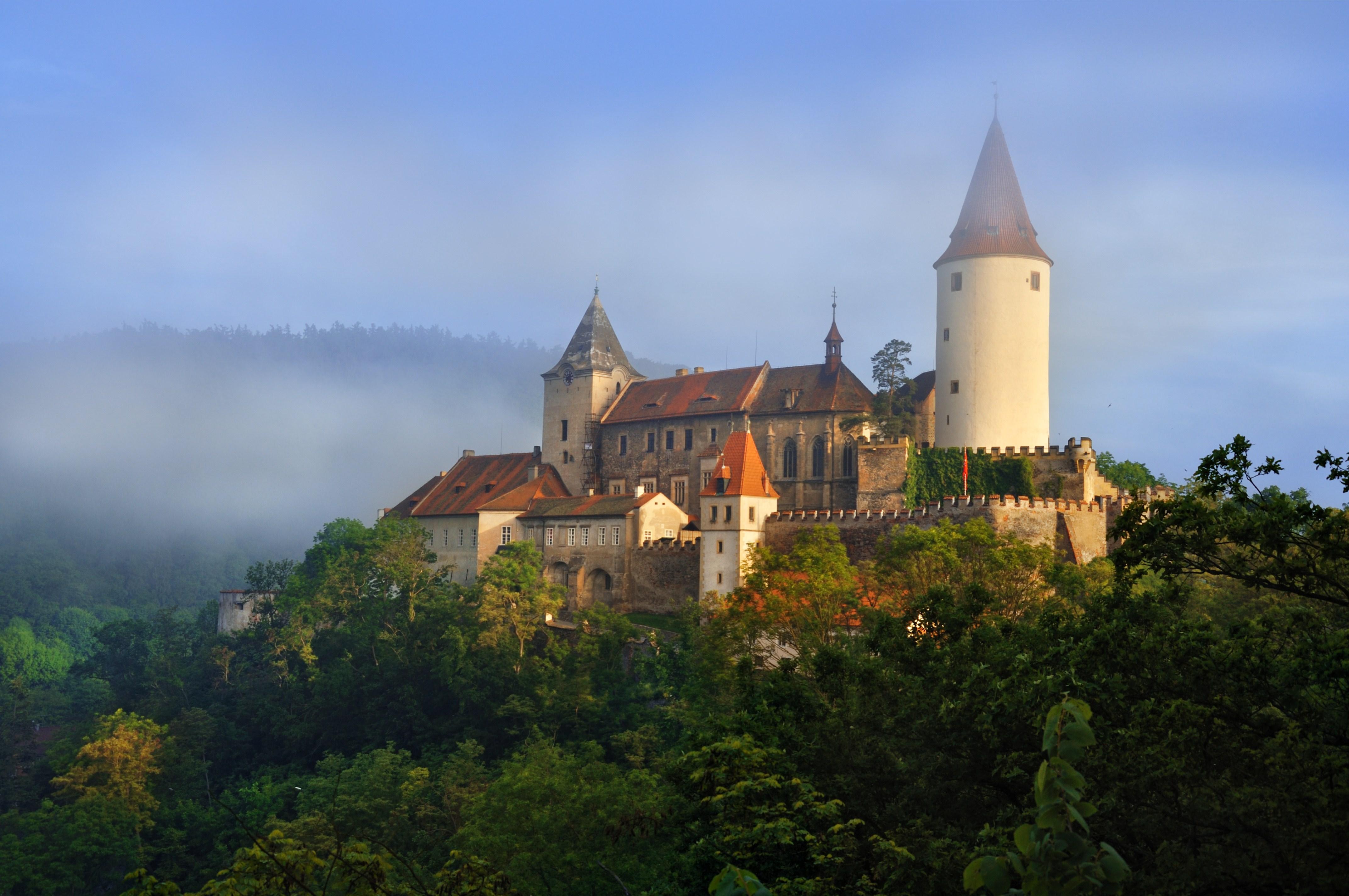 Burg Křivoklát