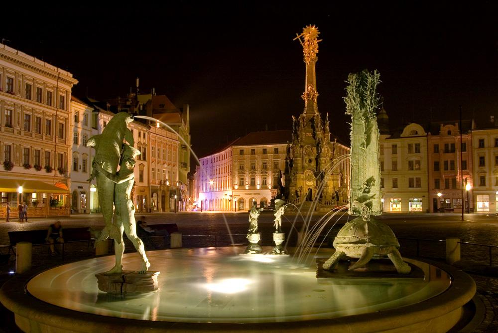 Arion fountain