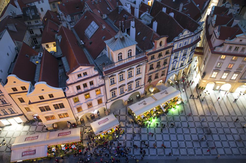 48 часов в Праге