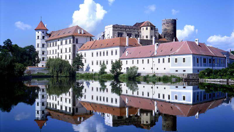 Jindřichův Hradec - chateau