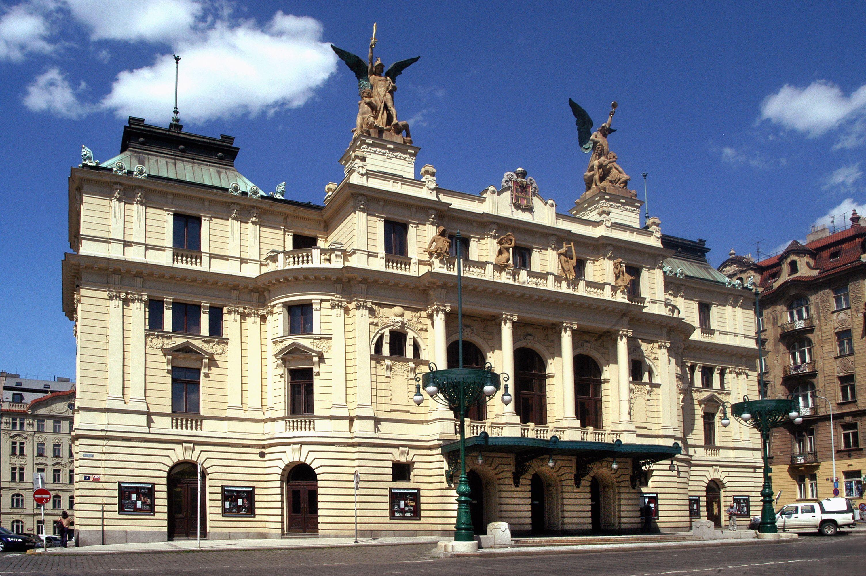 Das Vinohrady-Theater