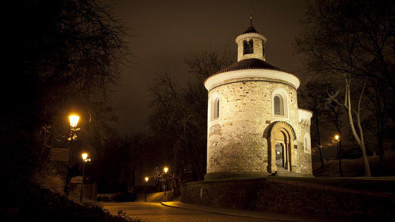 Vyšehrad - St. Martin Rotunda