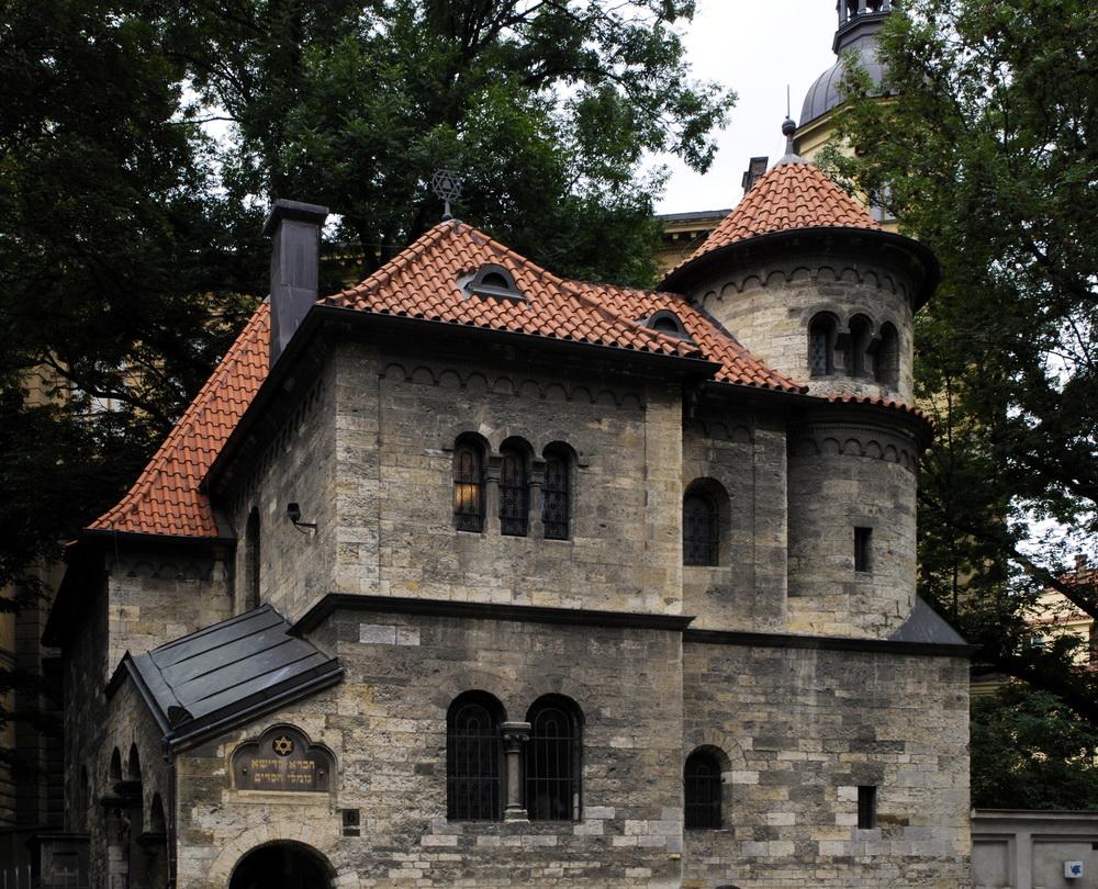 Klausen Synagogue in Josefov