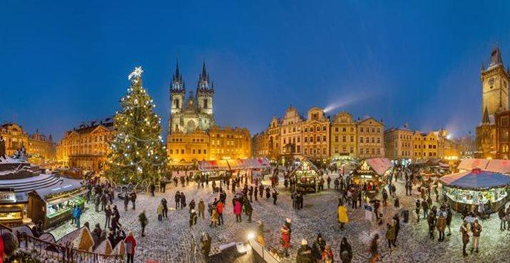 Czech Republic Der Zauber Der Tschechischen Weihnacht 4 X Anders